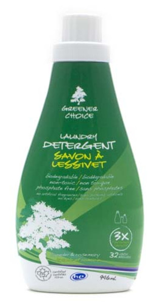 Greener Choice Laundry Detergent