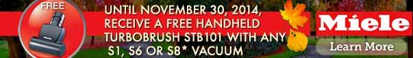 Free Miele Vacuum Tool