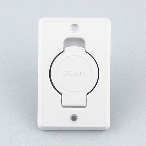 Buy Beam Central Vacuum Inlet White 015230 From Canada At
