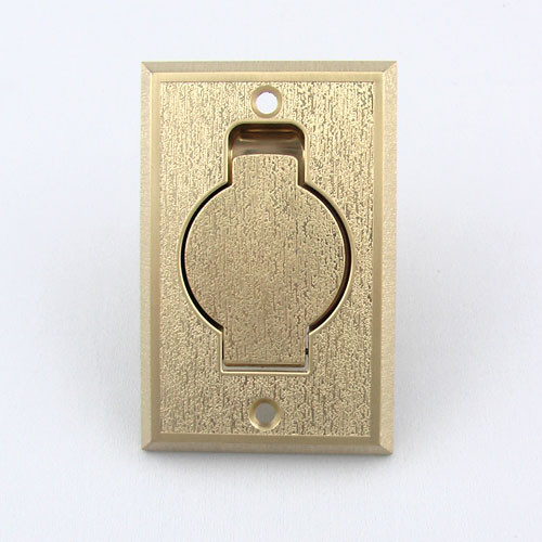 Buy Central Vacuum Inlet Brass 015515 From Canada At