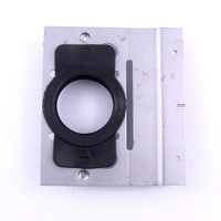 Steel Central Vacuum Mounting Plate
