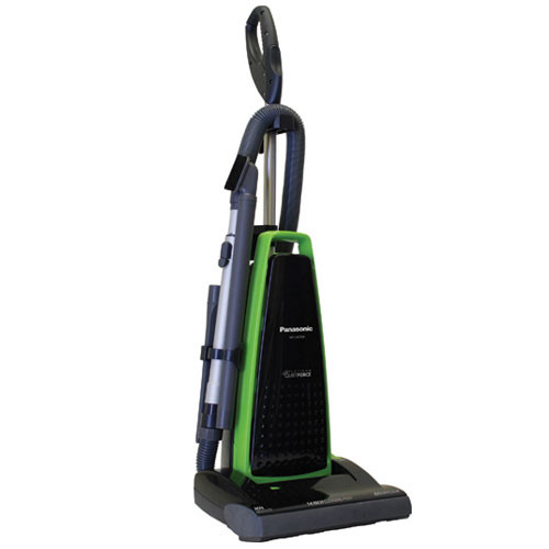 Canister Vacuums. Canister vacuums are designed to provide a quieter cleaning experience compared to upright machines. These vacuum cleaners are effective on hard surfaces and prevent dirt scattering that some upright cleaners may experience.