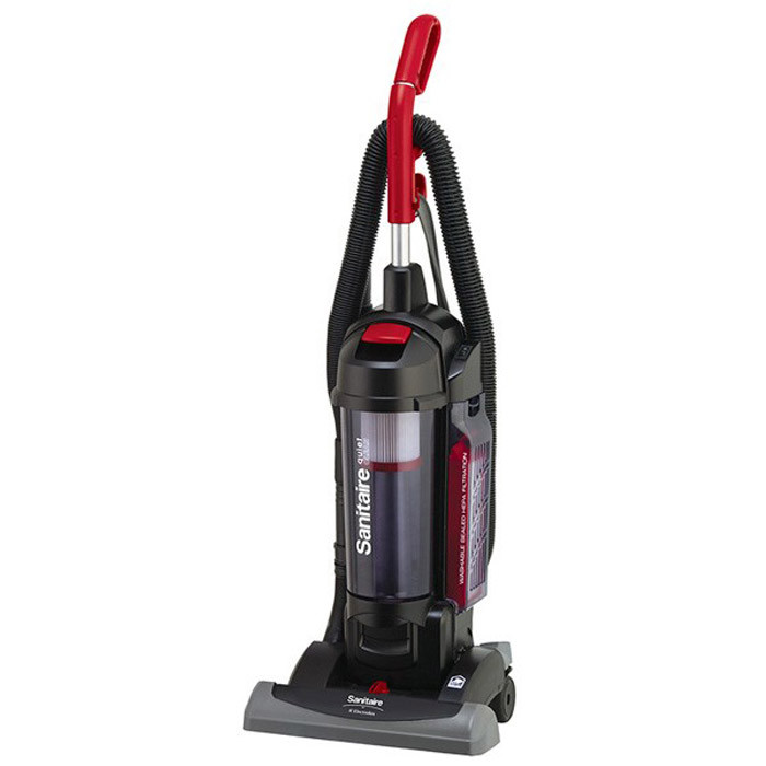 Buy Sanitaire Sc5845b Quietclean Bagless Commercial
