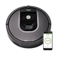 Roomba 960 Robot Vacuum Cleaner with iRobot HOME App
