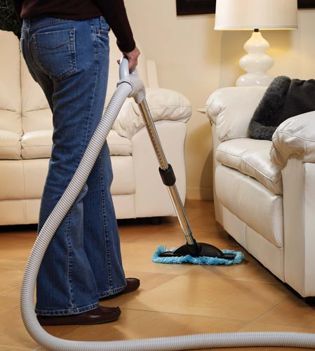The Ideal Solution For Dusty Floors