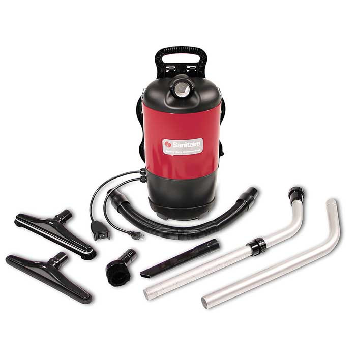 Sanitaire SC412A Back Pack Vacuum