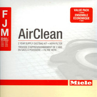 Miele Vacuum Bag and HEPA Filter Value Pack