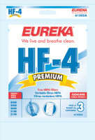 Eureka HF4 Upright Vacuum HEPA Filter
