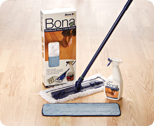 Bona Hardwood Cleaning