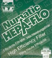 Numatic Vacuum Bags - Charles George 10pk