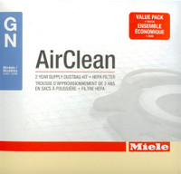 Miele S2 Vacuum Cleaner Value Pack