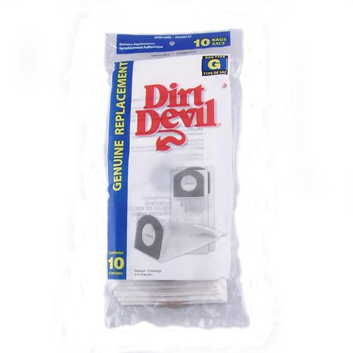 Buy Dirt Devil Type G Hand Vacuum Bags 3010348001 10pk