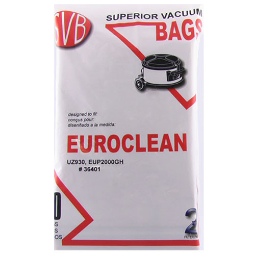Buy Euroclean Vacuum Cleaner Bags 10pk From Canada At