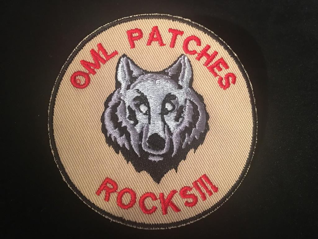 Team Patch Wolf