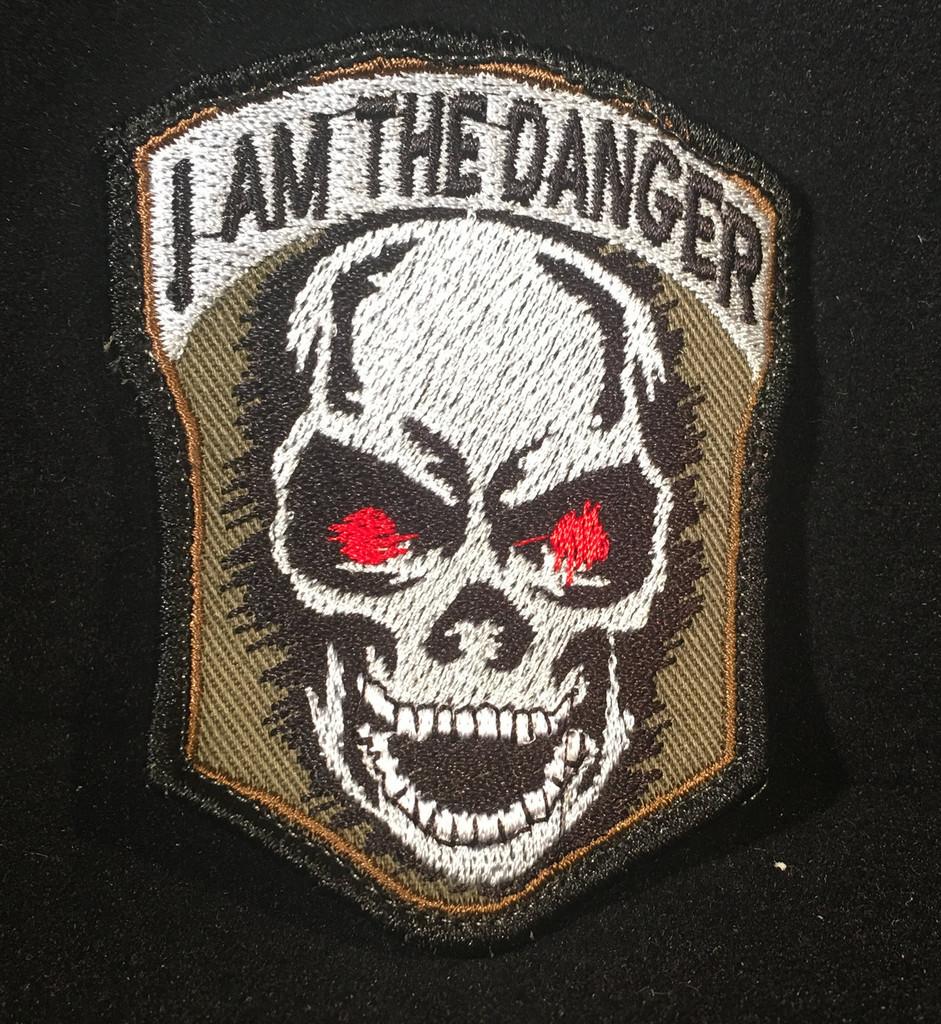 I am the Danger Morale Patch