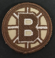 Boston Bruins Subdued Tactical Sports Patch