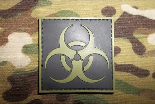 PVC - Biohazard (bl/od)