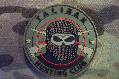 PVC  - Taliban Hunt Club (mc colors)
