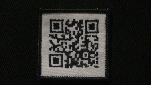 TACSCAN PATCH - tactical scannable patches only at omlpatches.com