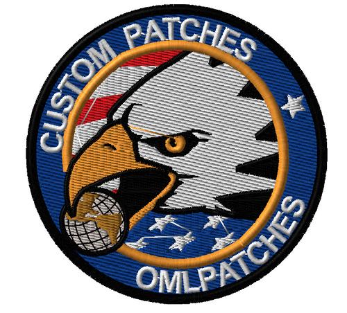 Team America custom team patch