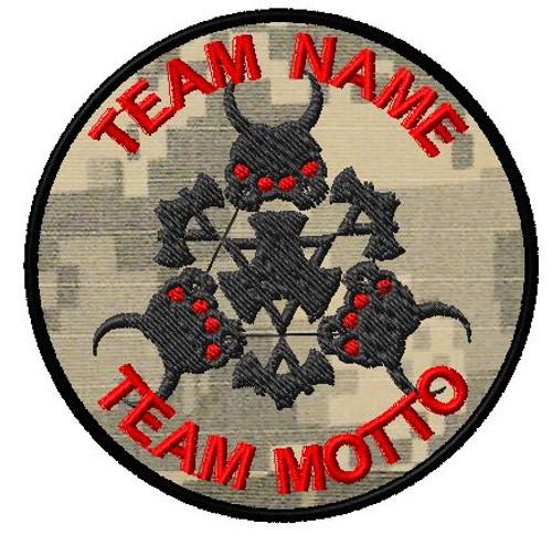 Team Patch Viking