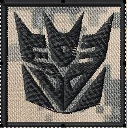 decepticon morale patch