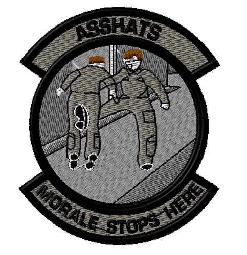 morale patch ACU SWAT colors