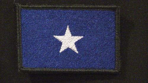 bonnie blue VELCRO® Brand patch