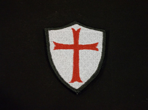 templar shield morale patch full color