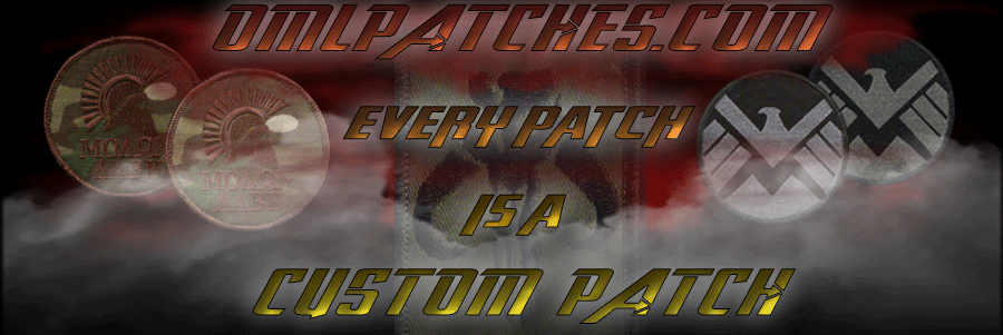 every patch is a custom patch