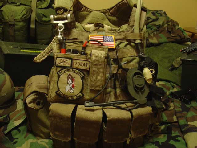 patches on gear
