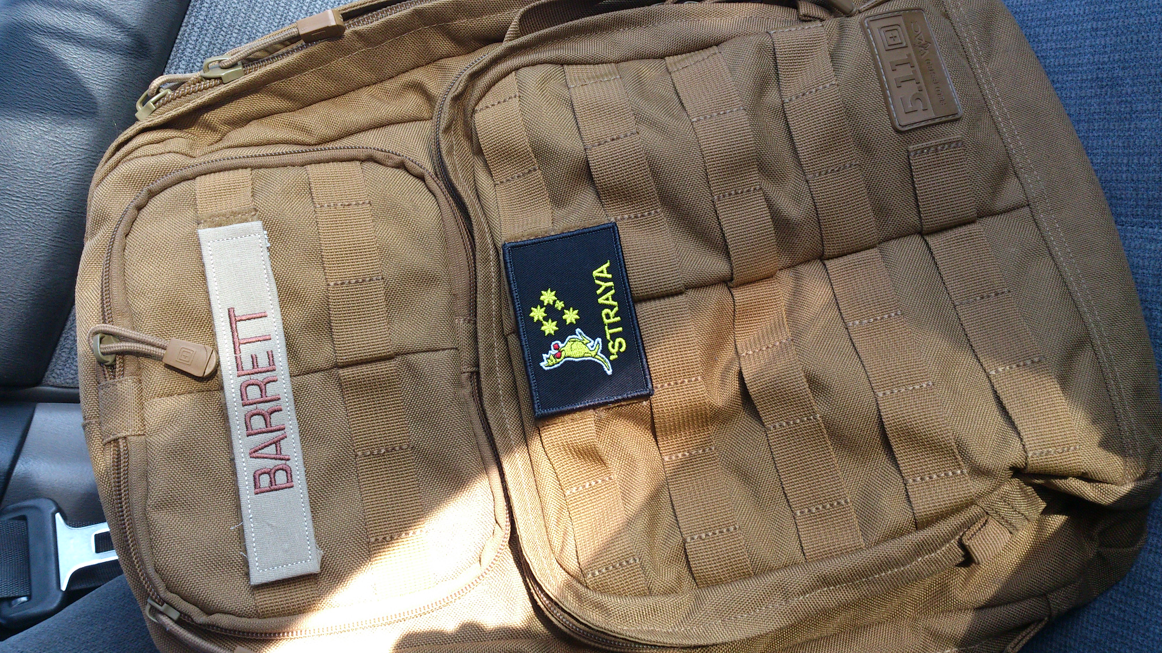 more tactical patches and tactical gear