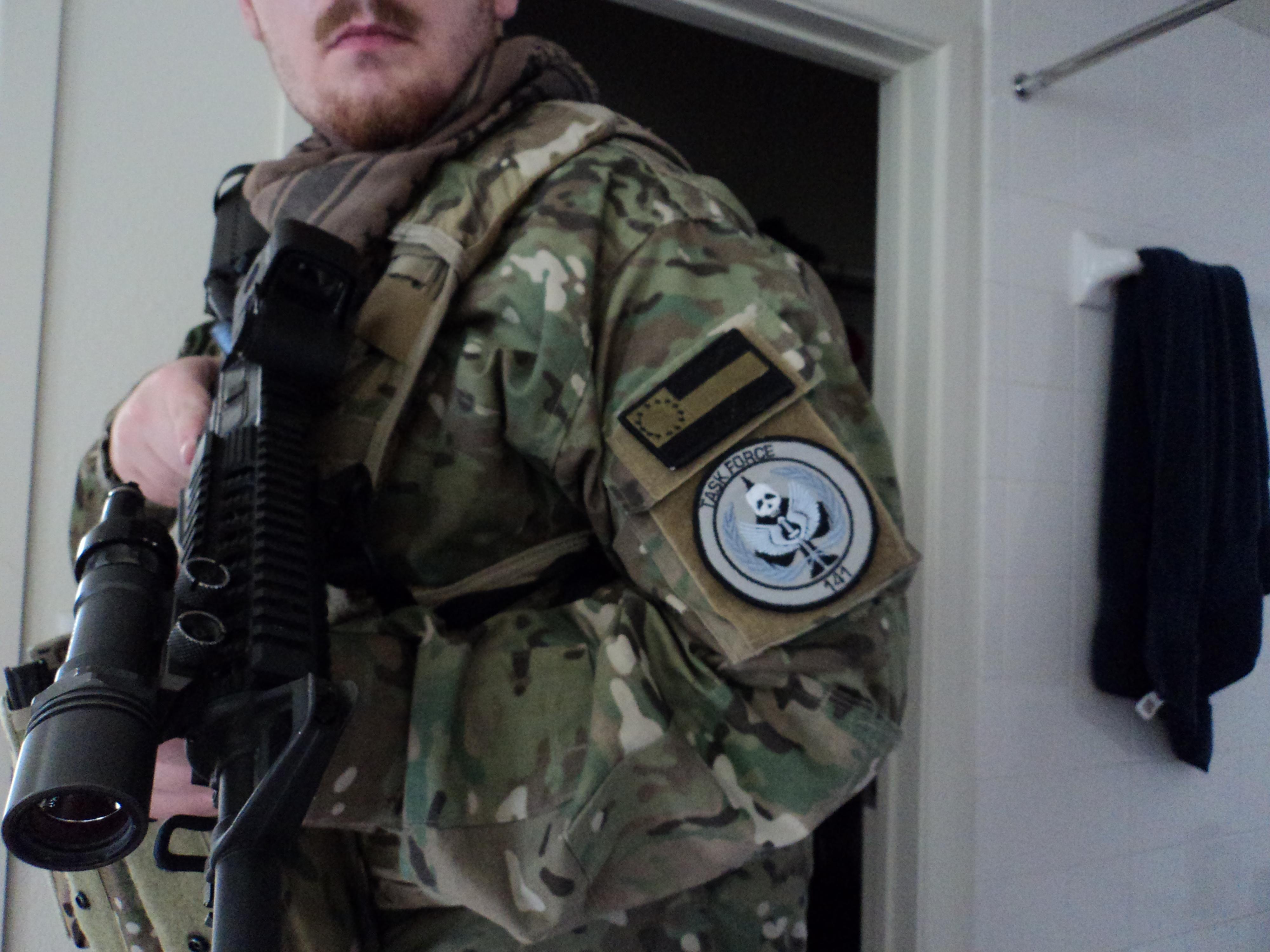 taskforce 141 patch