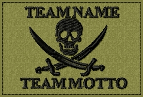 Team Template Jolly Roger