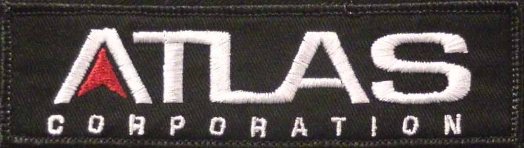 Advanced warfare logo nametape