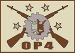 custom team patches for OP4 airsoft