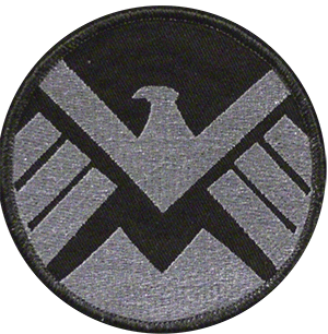 Avengers SHIELD Patch