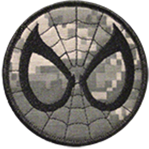 spiderman comicbook patch on acu.png