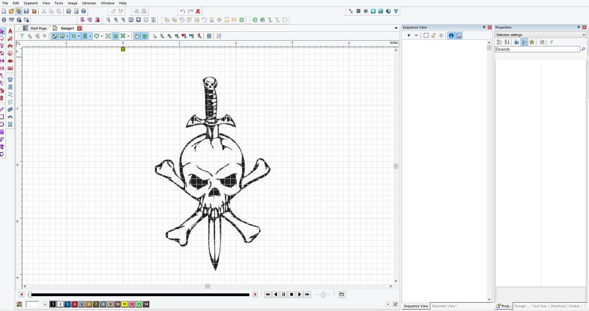 Custom Team patch image
