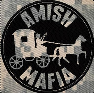 amish mafia patch ACU