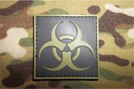 PVC + VELCRO - Biohazard (bl/od)
