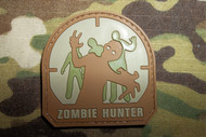 PVC + VELCRO - Zombie Hunter (tans/od)