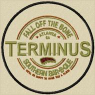 Terminus Walking Dead Patch