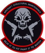 Aircraft Structural Maintenance Patch
