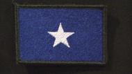 bonnie blue velcro patch