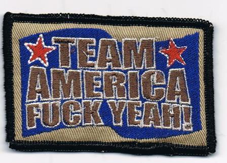 Team america america fuck ya