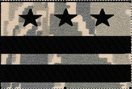 DC state flag patch ABU