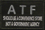 Custom Embroidered Military patch