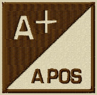 blood type 3 morale patch a pos