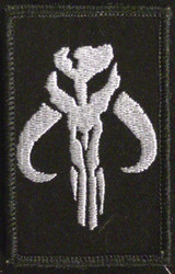 mandalorian morale patch